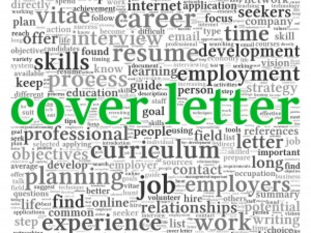 Tip Of The Week: Writing The Graphic Design Cover Letter